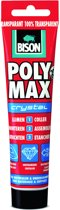 Bison Poly Max ® Crystal Express Tube - 90 gram