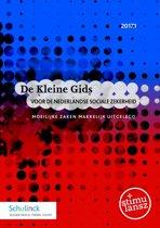 Omslag van 'De Kleine Gids voor de Nederlandse sociale zekerheid 2017.1'