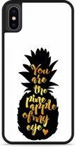 iPhone Xs Hardcase hoesje Big Pineapple