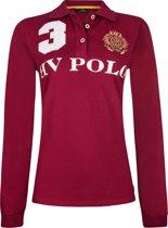 HV Polo Favouritas Eques LS - Polo Shirt - Roja - S