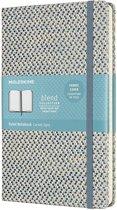Moleskine Limited Edition-Notitieboek-Blend-19-Large-Blauw