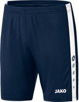 Jako - Shorts Striker - marine/wit - Maat M