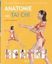 Boek cover Anatomie van tai chi (pb) van Loretta Wollering