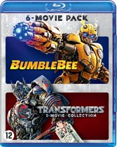 Transformers 1 t/m 5 + Bumblebee Boxset (Blu-ray)