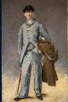 Ren Maizeroy by Edouard Manet - 1882