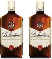 Ballantine's - 100 cl- 2-pack