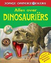 Jonge onderzoekers - Alles over dinosauriers