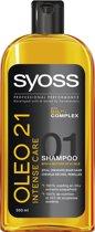Syoss Shampoo Oleo Intense 21 - 1 stuk