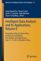 Intelligent Data analysis and its Applications, Volume II