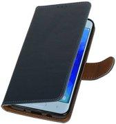 Samsung Galaxy J3 2018 Blauw | Premium bookstyle / book case/ wallet case  | WN™