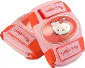 Hello kitty Beschermset roze
