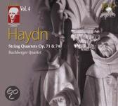 Buchb Quartet - Haydn String Quartets Volume 4