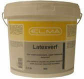 Elma latex - wit - 5 l