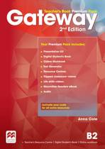 Gateway 2nd edition B2 Teacher's Book Premium Pack