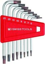 PB Swiss Tools stiftsleutelset Torx TX 6-25 - PB410.H6-25