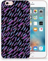 iPhone 6 | 6S Back cover Design Feathers Color