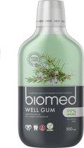 Biomed Mondwater Well Gum - 500 ml