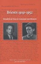 Achter het Boek 42 - Brieven 1919-1952