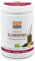 Mattisson SuperSmoothie Raw Slimming Mix - 300 gram - Maaltijdvervanger