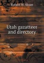 Utah Gazatteer and Directory