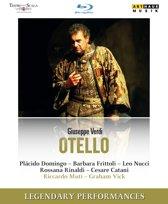 Frittoli Domingo - Legendary Performances Otello Br