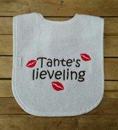 """Witte slab met """"Tante's lieveling"""""""