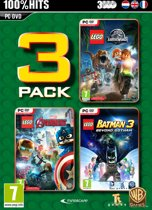 LEGO Box: Jurassic World - Marvel's Avengers - Batman 3 - Windows