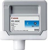 Canon PFI-303C Inktcartridge - Cyaan