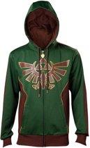 Zelda - Hylian Crest Tech hoodie - XL