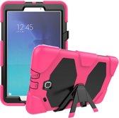 Samsung Galaxy Tab E 9.6 Bumper Case Roze