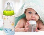 USB Flessenwarmer - Babyfles warmhouder - 12 volt - fleswarmhouder - Poes - onderweg fles warm houden