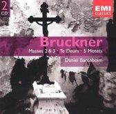 Bruckner: Masses 2 & 3 - Te De