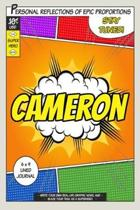 Superhero Cameron