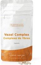 Vezel Complex (Voor de darmen en de stoelgang) - 30 Capsules - Flinndal