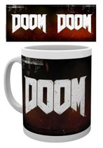 Doom Logo - Mok