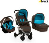 Hauck Miami 4 Trio Set - Kinderwagen - Coffee/Capri