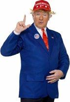 President Donald Trump kostuum / verkleedkleding 4-delig 48-50 (M)
