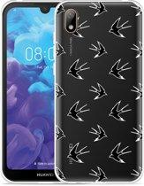 Huawei y5 2019 Hoesje Swallows