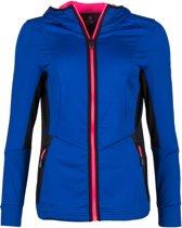 Sjeng Sports Saira  Sportvest - Maat M  - Vrouwen - blauw/zwart/roze