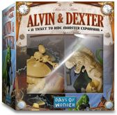 Ticket to Ride - Alvin & Dexter - Bordspel