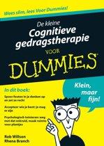 Voor Dummies - De kleine cognitieve gedragstherapie voor dummies