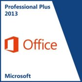 Office 2013 Professional Plus - Nederlands/English en meer talen - 32/64bit - oneindig bruikbaar