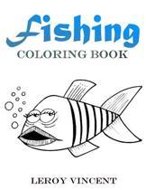 Fishing Coloring Book