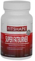 Fitshape Super Fat Burner - 60 capsules - Voedingssupplement