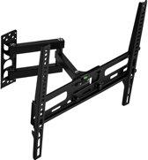 TecTake - TV muurbeugel 26-55 inch VESA max 400*400 -draaibaar- 402609