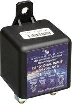 Samlex Accuscheider BS 100 DUAL 12 of 24 VDC input 100Amp.