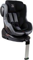 Autostoel BabyGO Iso 360 met Isofix Zwart (0-18kg)