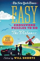 The New York Times Easy Crossword Puzzles to Go the Distance: 200 Removable Puzzles