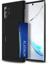 Samsung Galaxy Note 10 Plus Hoesje - Dux Ducis Pocard Case - Zwart