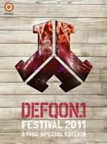 Defqon 1 2011 (Cd+Dvd+Blu-Ray)